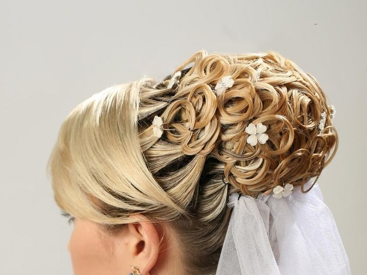 Tmx 1377987018987 Bridal Hair Updos 5 West Chester, PA wedding beauty