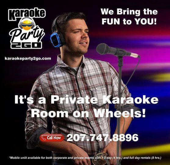 Maine Audio Visual Karaoke