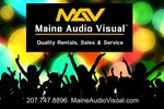 Maine Audio Visual image