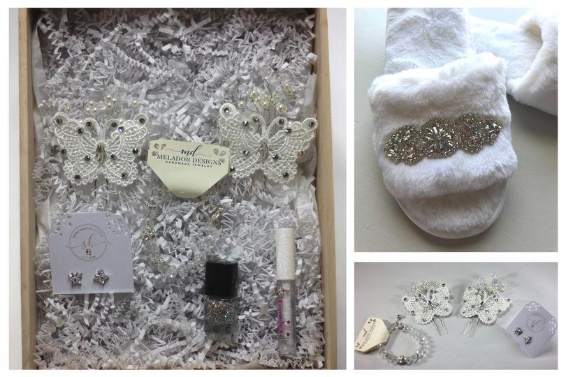 Bride or Bridesmaid Gift Box
