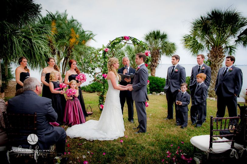 Photo courtesy of Richard Harrell Photography  Powel Crosley Estate in Sarasota, FL