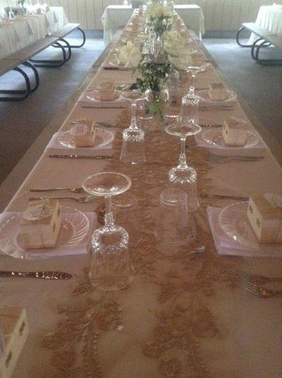 Tables Elegant