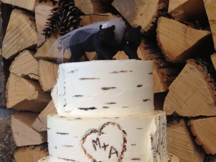 Tmx 1417992331631 Img1385 Biddeford, ME wedding cake