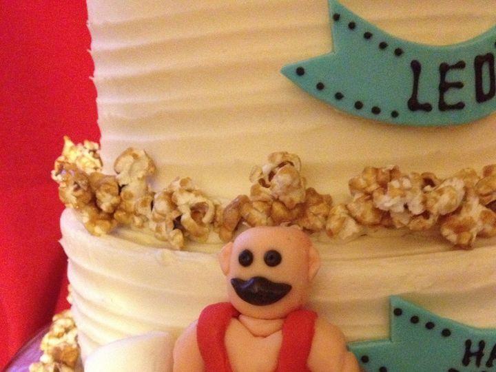 Tmx 1423518015838 Img0934 Biddeford, ME wedding cake