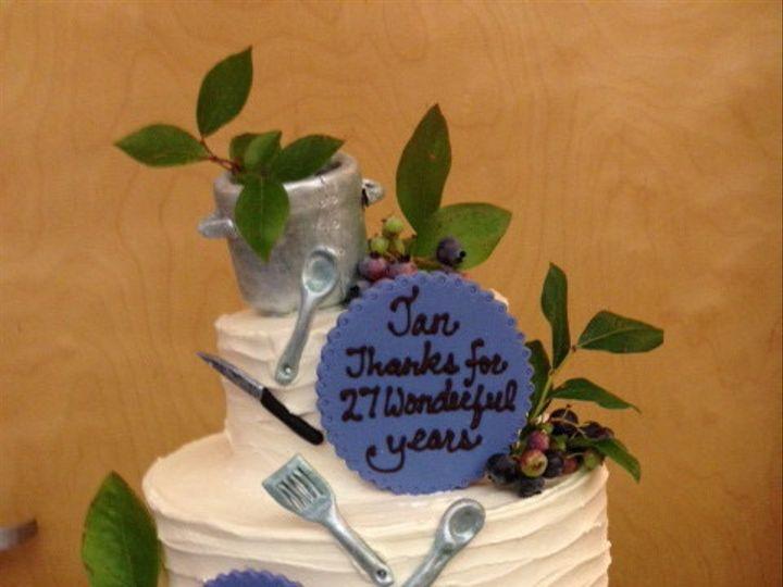 Tmx 1423518699727 Photo Biddeford, ME wedding cake