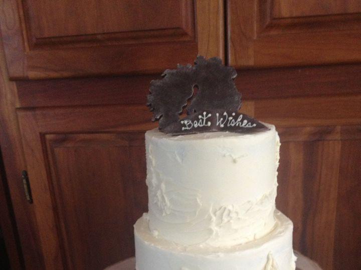 Tmx 1424106336474 Img2068 Biddeford, ME wedding cake