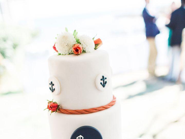 Tmx 1452171002963 Metinker Liza Cake Biddeford, ME wedding cake