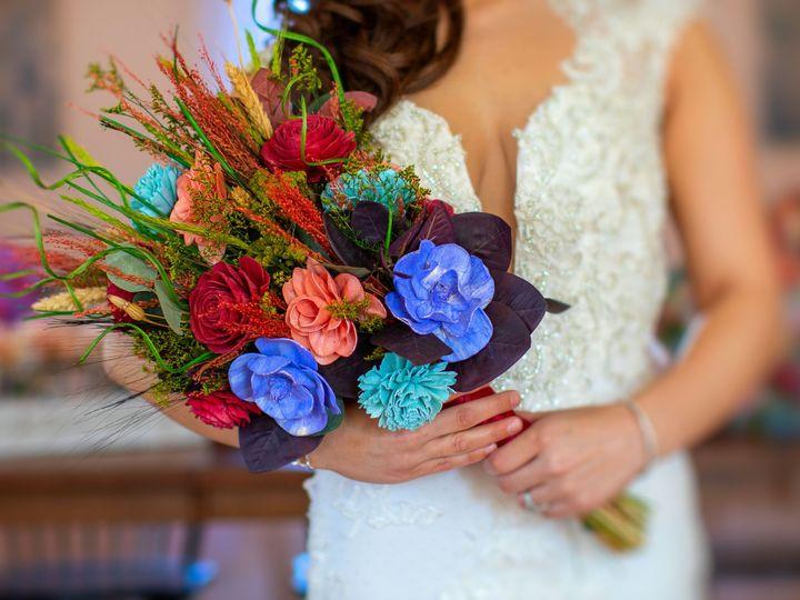 Tmx Boho Bouquet Blurred 51 1974217 159242659358257 Rochester, NY wedding florist