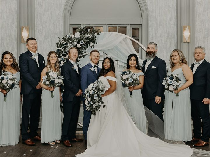 Tmx Group Photo 51 1974217 162169836693558 Rochester, NY wedding florist