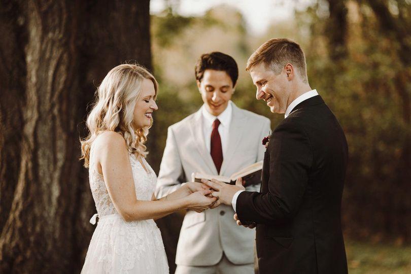7dab8dad8cfda54f Baltimore maryland wedding photographer outdoor ceremony hipst