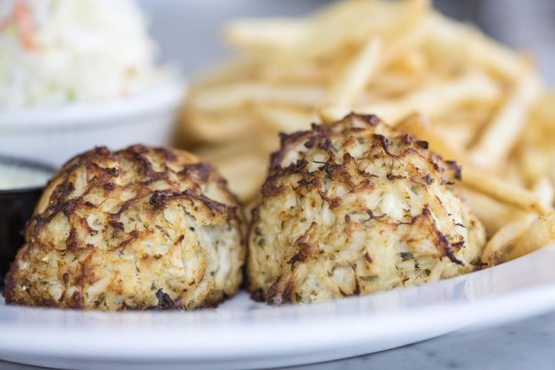 Our Famous Crab Cakes