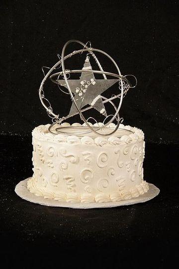 Star Cake Top