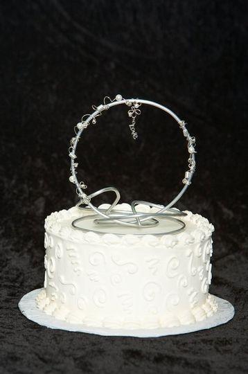 Circle Cake Top