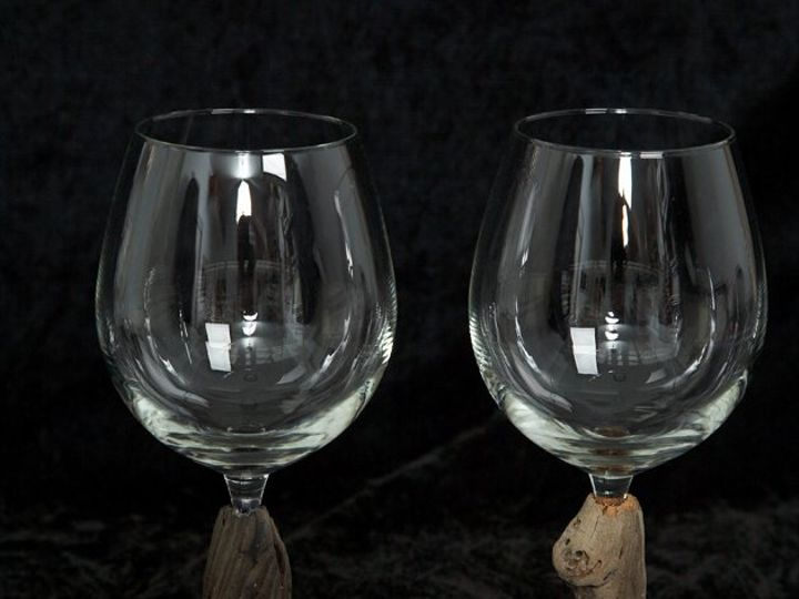 Tmx 1357781486471 Driftwoodredwineglass Dilworth wedding favor