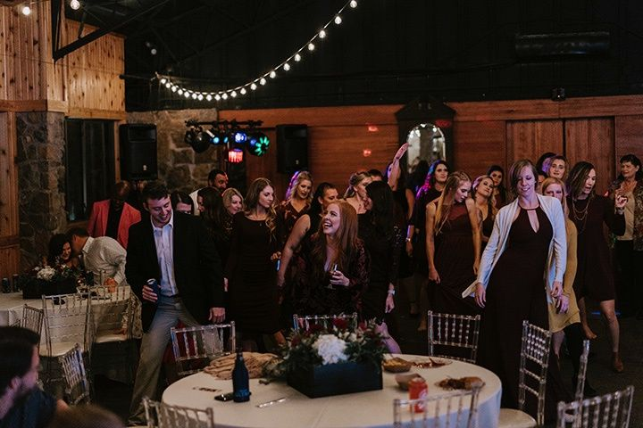Mike & Alley's Wedding