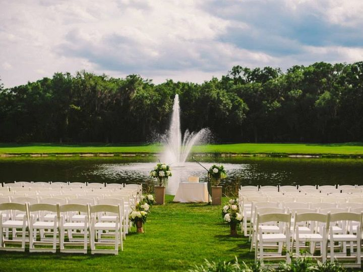 Tmx 1411590569845 Ceremony Site Lawn Tampa, FL wedding venue