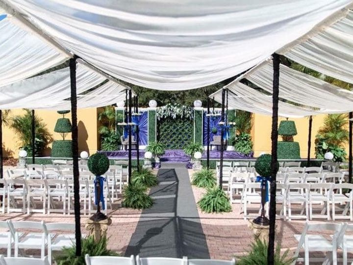 Tmx Courtyard Wedding 51 66217 159102912666068 Tampa, FL wedding venue