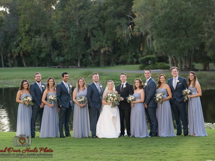 Tmx Full Bridal Party 51 66217 160762192414817 Tampa, FL wedding venue