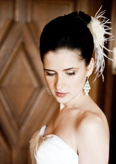 One of my beautiful brides.