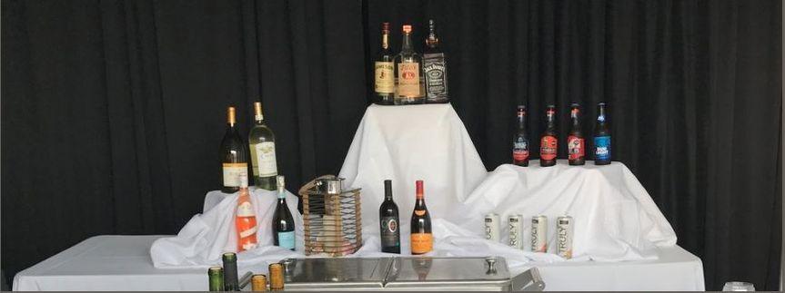 Customize bar setup