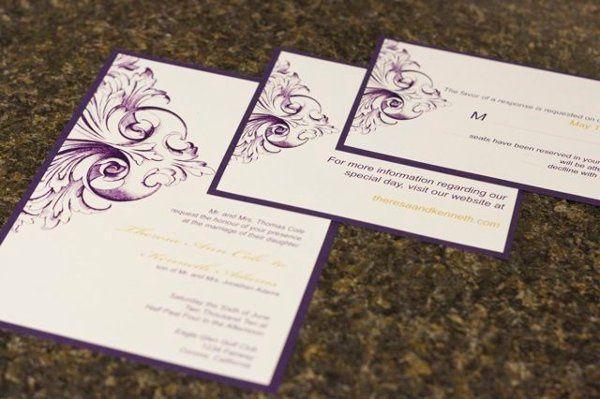 Tmx 1280394557545 LastImport17 Corona wedding invitation