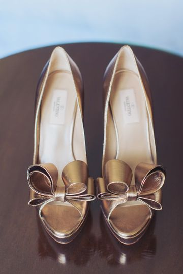Bow Valentino Shoes
