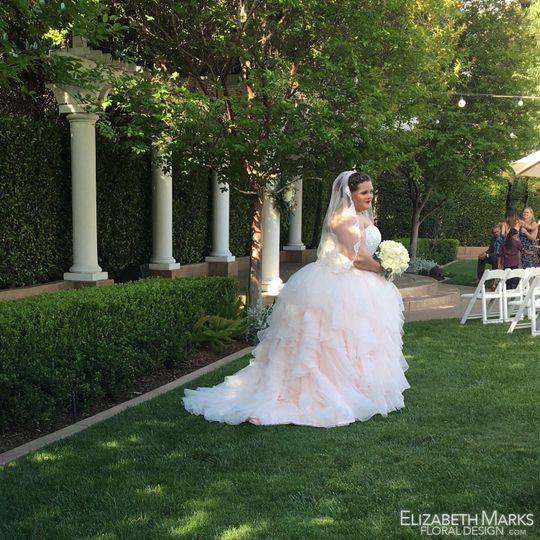 elizabeth marks blush bride7