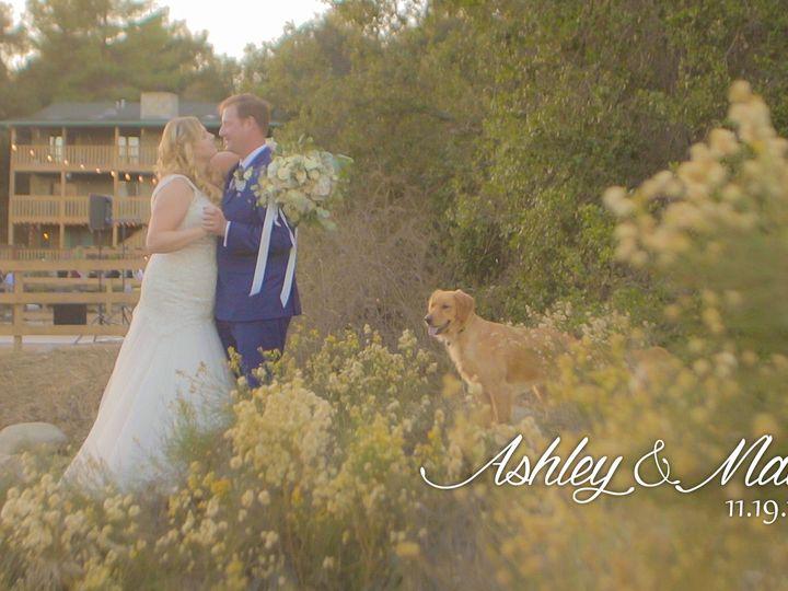 Tmx 1519167204 D8dc12c5c6603135 1519167201 Bc85236727bfcca7 1519167187529 11 AshleyMatt Thumbn Ventura, CA wedding videography