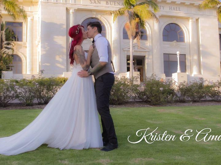 Tmx 1519167208 0996b168339ded61 1519167205 Ed98652bfb57024e 1519167187532 21 Kritsen Amanda Th Ventura, CA wedding videography