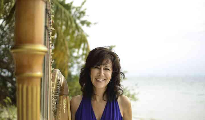 Julie Mowery - Harpist