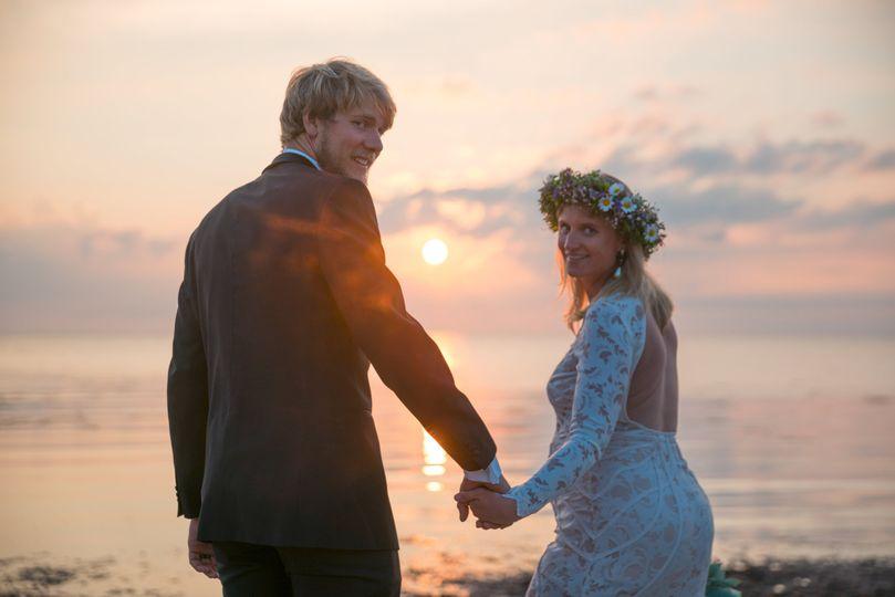 Destination wedding: Sweden