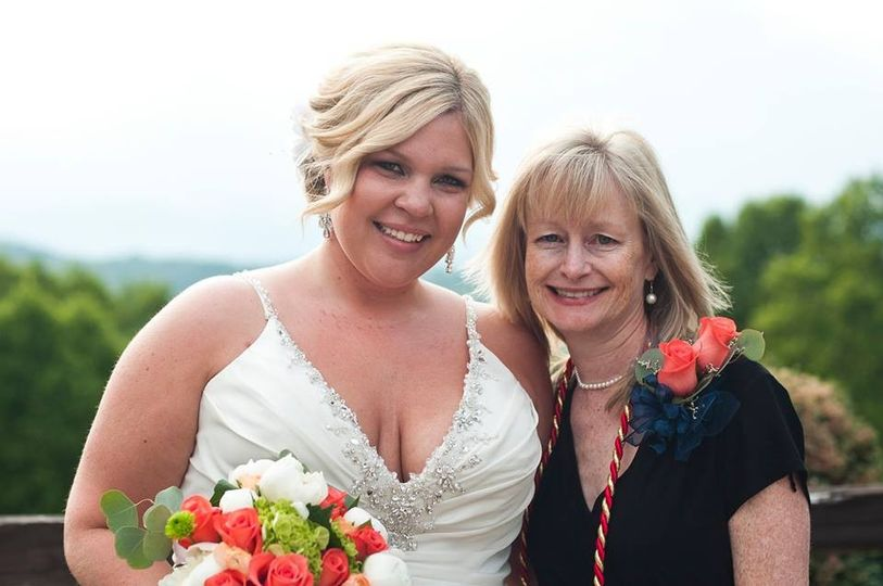 tiffany wedding barbara and i