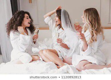 Bridal Hydration and make-up