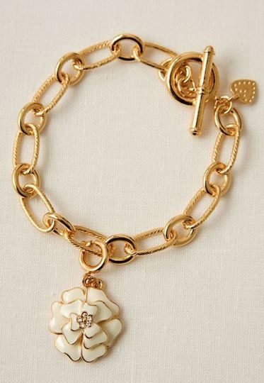 Stella & Dot Bloom Bracelet