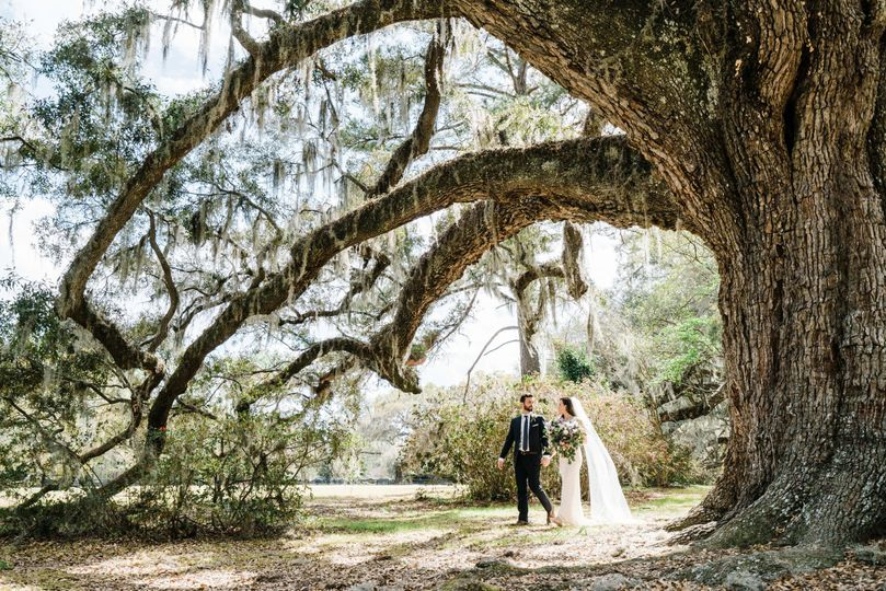 Magnolia plantation and gardens venue charleston sc weddingwire 800x800 1511197769946 our wedding photos 310 2 junglespirit Image collections