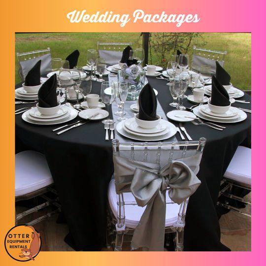 Elegant Wedding Package