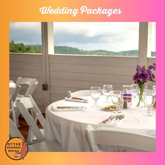 Simple Wedding Package