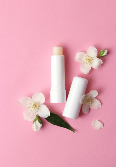 Gift: lip balm