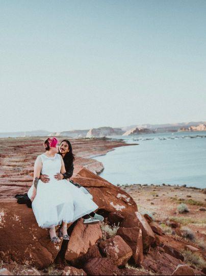 Page, Arizona Wedding