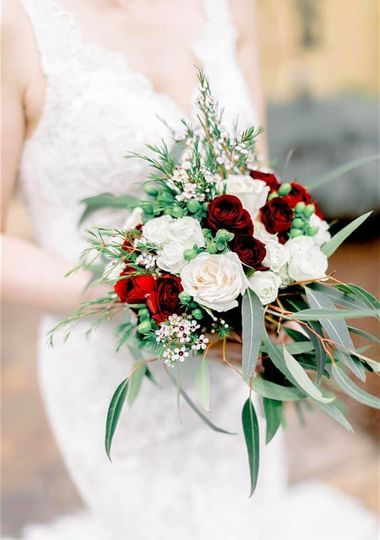 Bouquet Designed by Katelyn