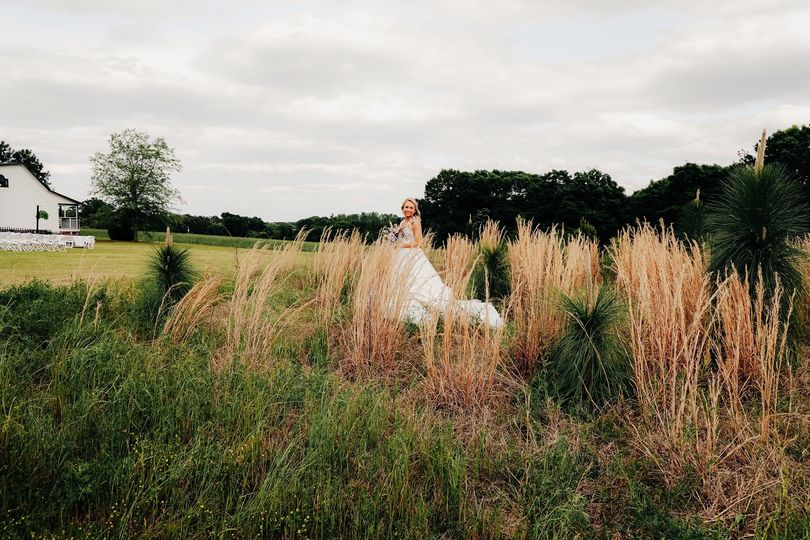 Beautiful Bride and venue