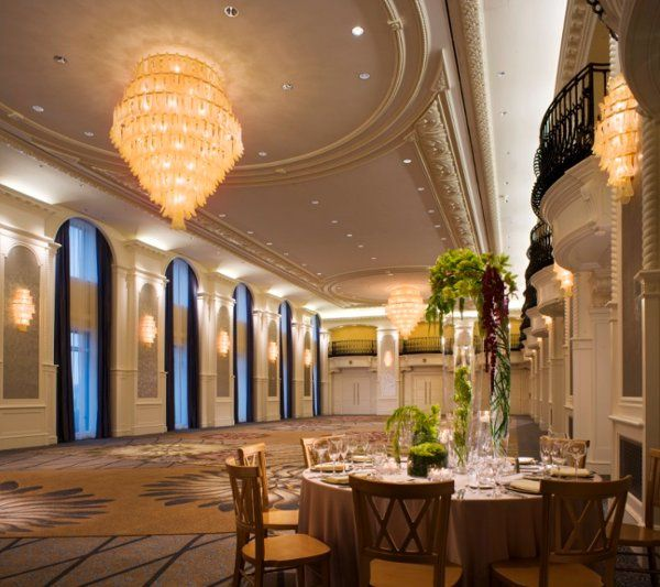 A Magnificent Fox Theatre Wedding Day: The Westin Book Cadillac Detroit