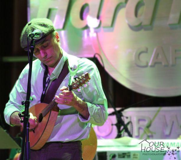 Mike at the Hard Rock/St. Pats