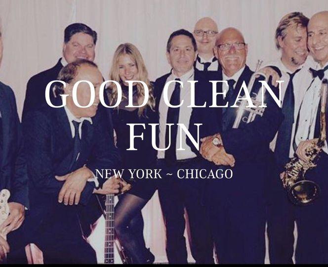 Good Clean Fun Band Long Island