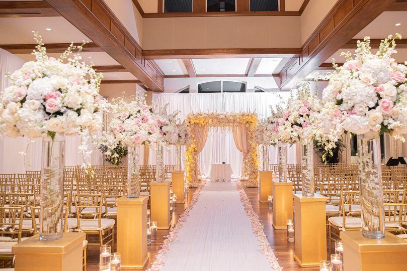 Ceremony - Clubhouse Lobby