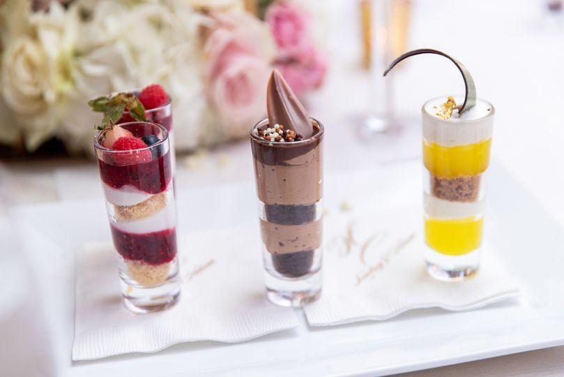 Reception - Dessert
