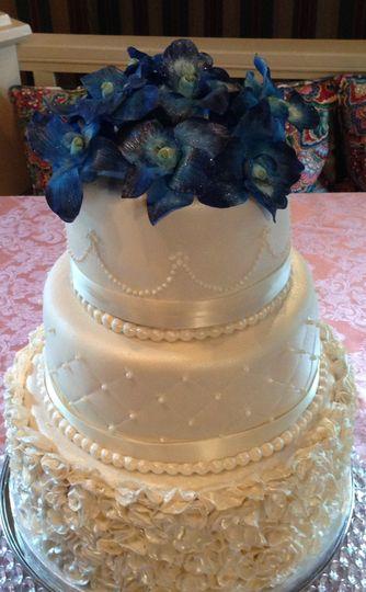 sarah wedding 2