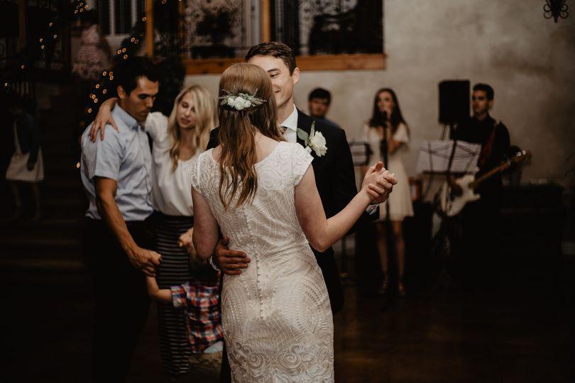 Congrats Josh & Lindsay!