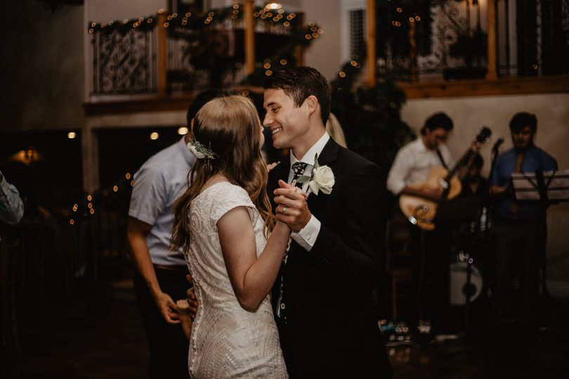 First Dance acoustic set