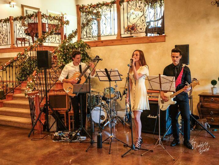 Performing at Aspen Landing